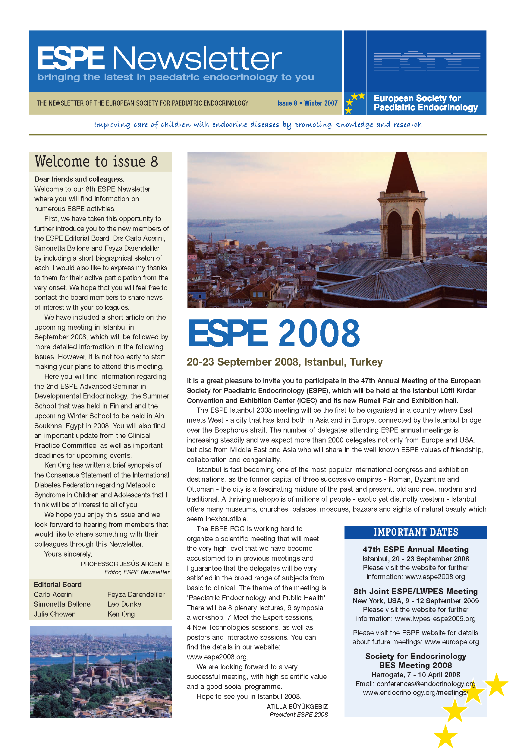 Issue 8 - Winter 2007