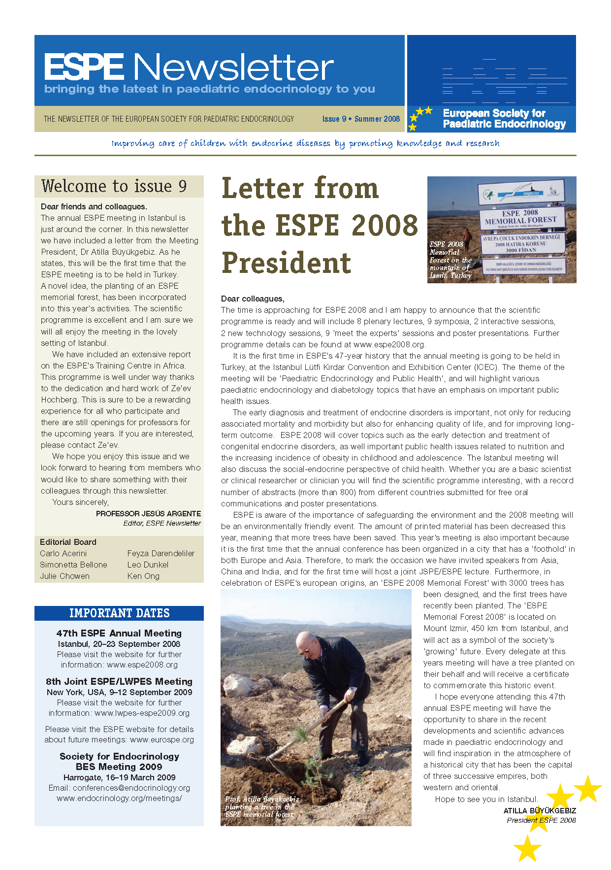 Issue 9 - Summer 2008