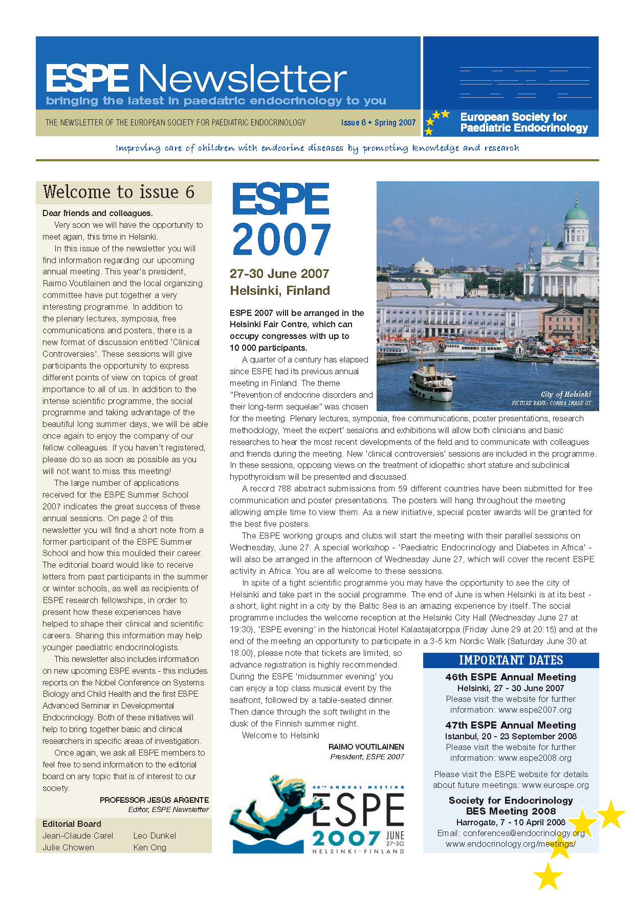 Issue 6 - Spring 2007