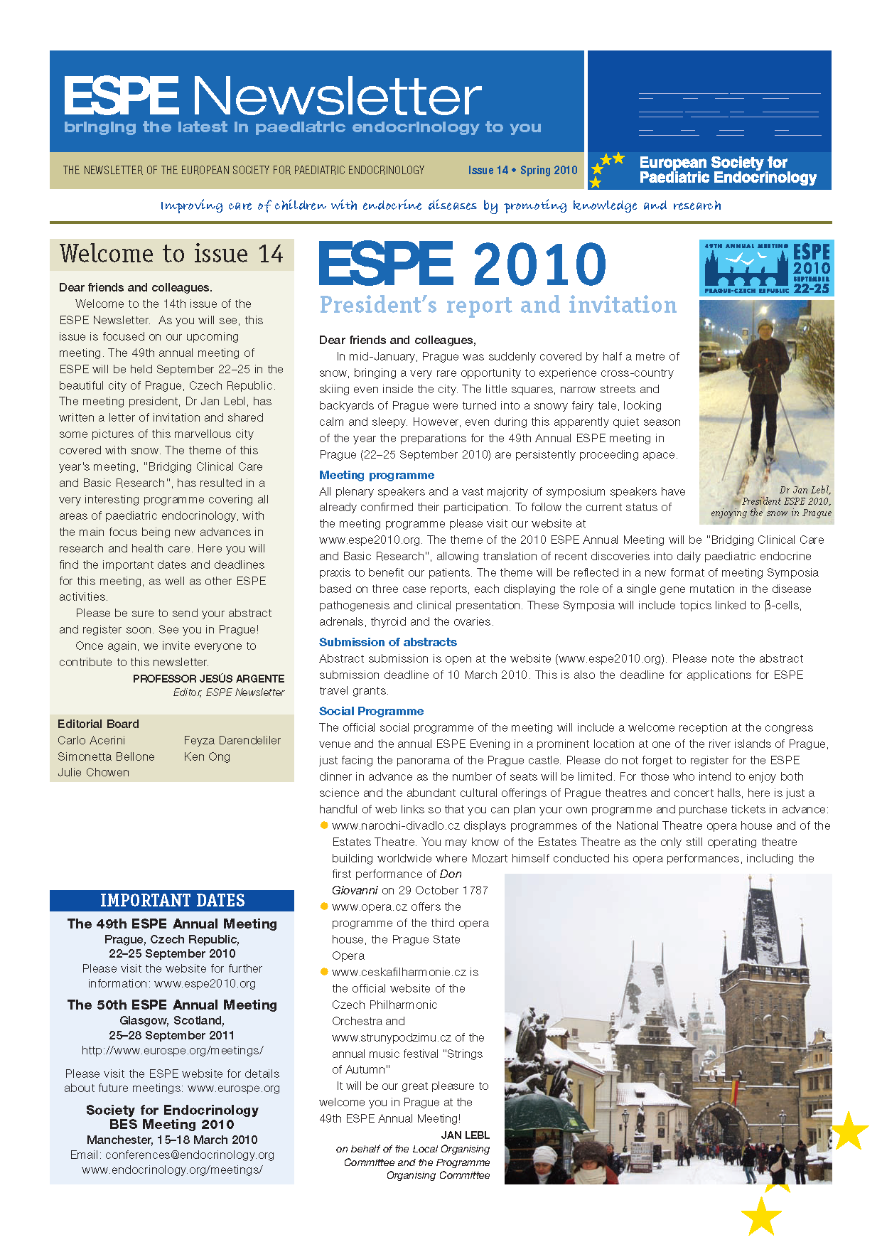 Issue 14 - Spring 2010