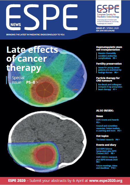 Issue 47 - Spring 2020 - Late effects of cancer therapy